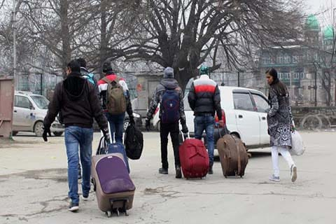 Zero crimes against tourists in Jammu & Kashmir: GoI report. - Countryside Kashmir