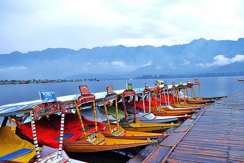 Dal Lake - Countryside Kashmir