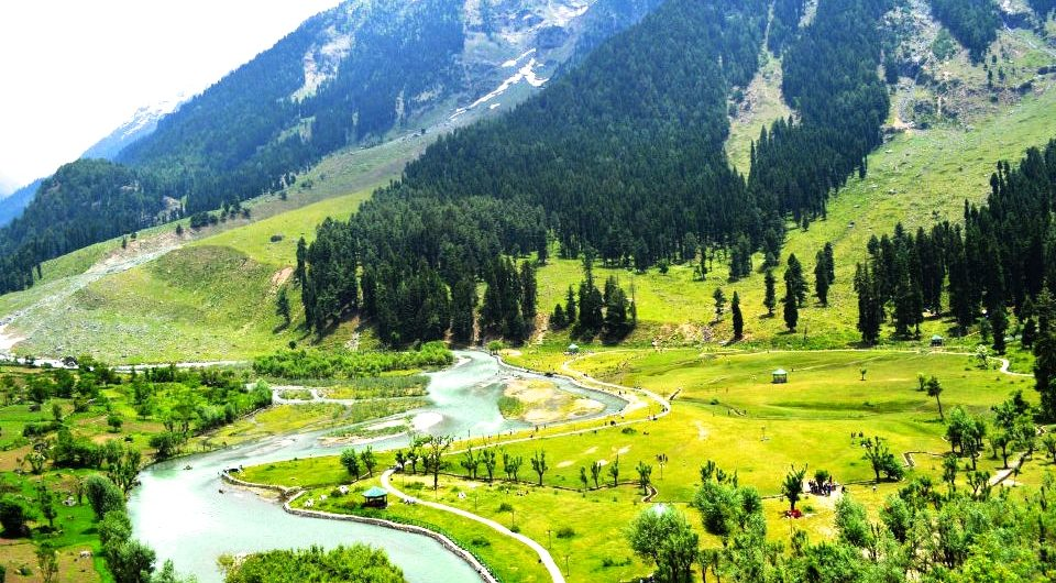 Betaab Valley - Countryside Kashmir